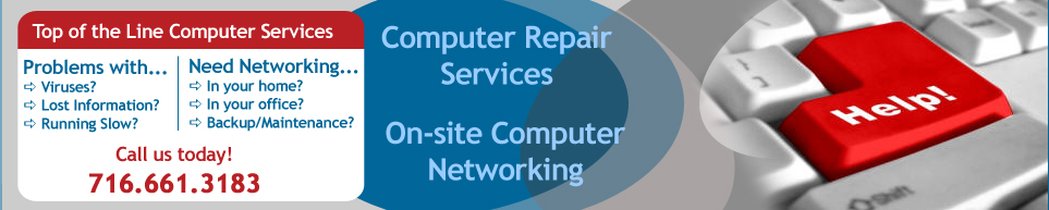 Computer Repair & Networking